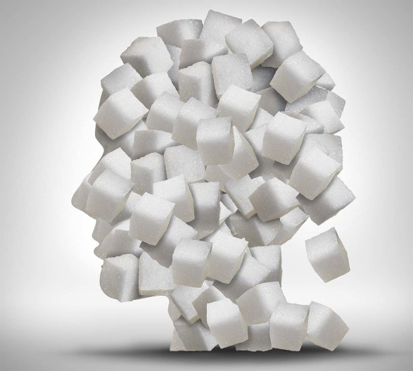 Sugar can wreak havoc on your dental health.