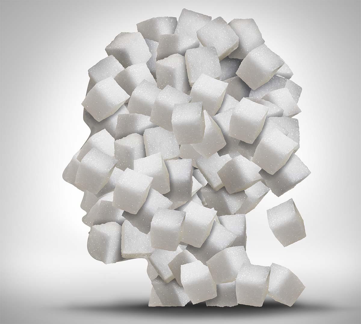Sugar can wreak havoc on your dental health.